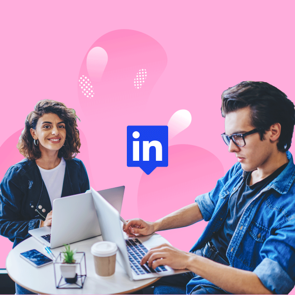 how to network and get attention on Linkedin