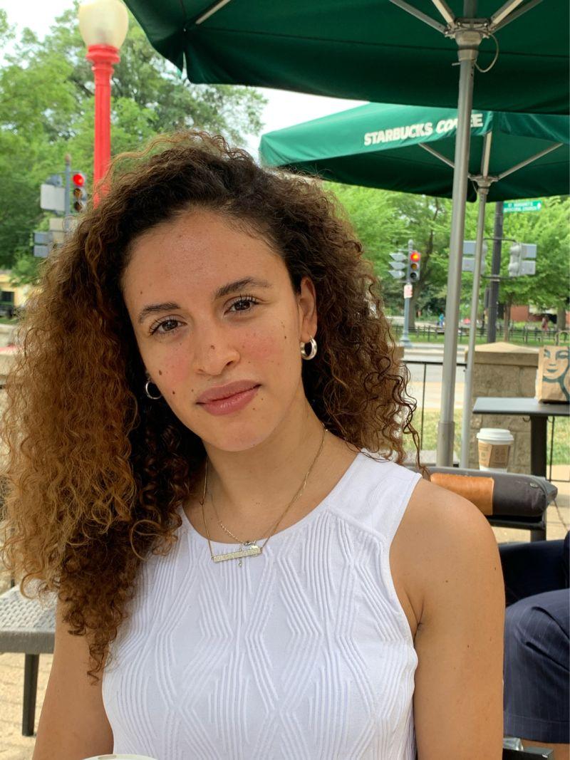 Growth: Melisa Bustamante